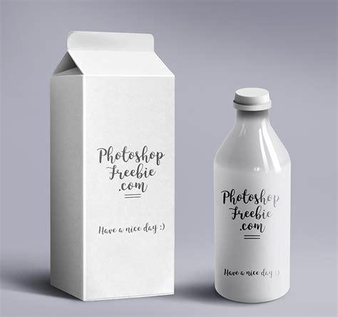 milk design psd milk packaging and milk bottle mockup 187 psd mockups