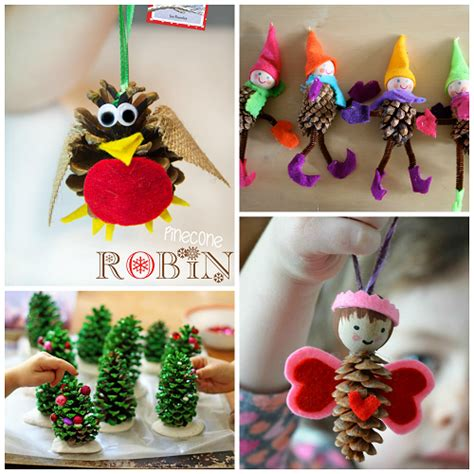 pine cone crafts for kids to make crafty morning party