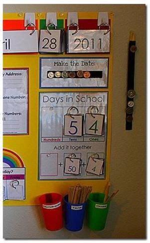 calendar math kindergarten pinterest calendar journal w
