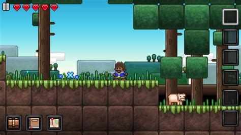 if you like terraria and starbound, you may love