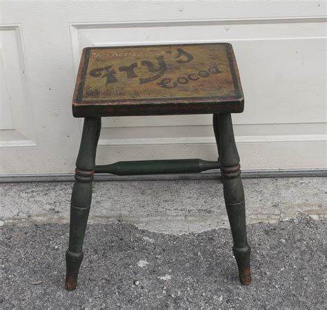 advertising benches for sale 19th century fry s cocoa advertising bench in original