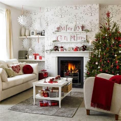 ideas para decorar un salon de te 15 estupendas ideas para decorar tu sal 243 n estas navidades