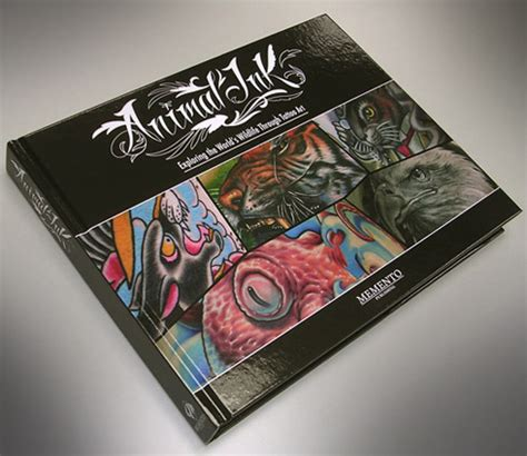 animal tattoo book animal ink tattoo book 304 pages of body art excellence