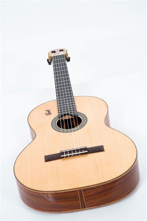 Handmade Flamenco Guitars - custom handmade solid wood flamenco guitar pinol