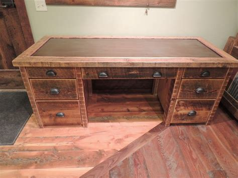renovating with rustic office furniture matt and jentry
