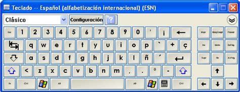 imagenes teclado virtual teclado en pantalla smart notebook