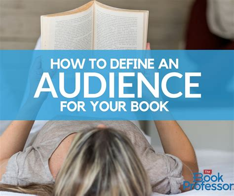 define picture book how to define an audience for your book book writing