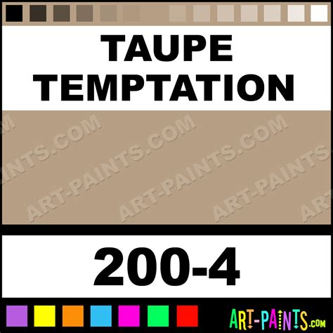 taupe temptation ultra ceramic ceramic porcelain paints 200 4 taupe temptation paint taupe