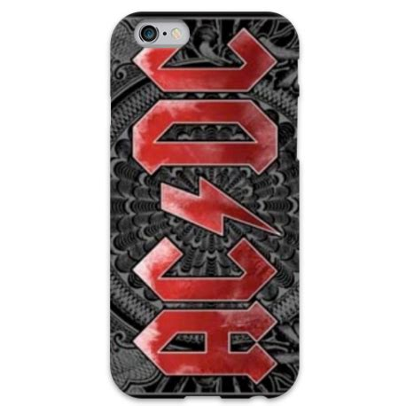 Acdc For Iphone 6s cover ac dc per iphone 3g 3gs 4 4s 5 5s c 6 6s plus ipod