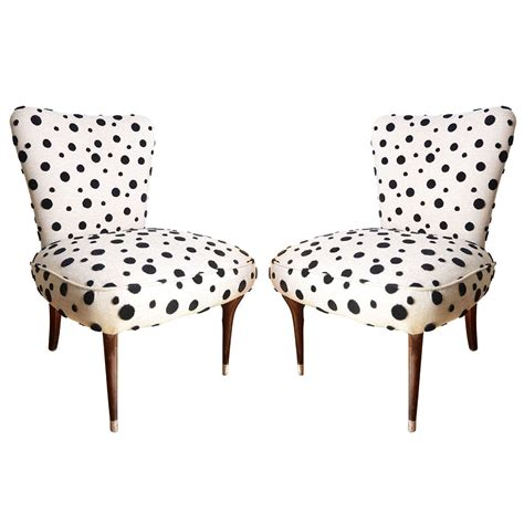 Polka Dot Armchair by 1960 S Italian Polka Dot Chairs At 1stdibs
