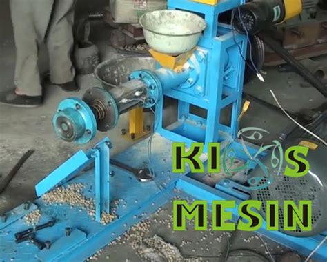 Mesin Pakan Ikan Mini kios mesin mesin pencetak pelet ikan terapung murah
