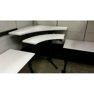 Herman Miller Desk Used Herman Miller Height Adjustable Sit Stand Corner Desk