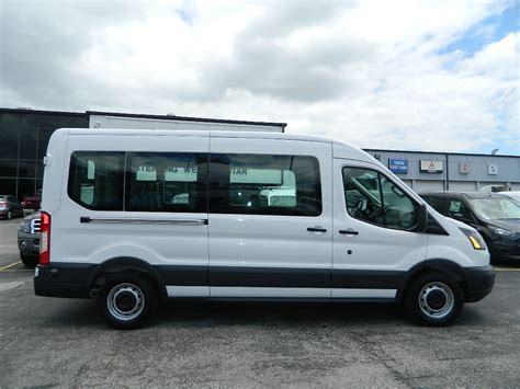 2015 ford transit wagon information and photos momentcar