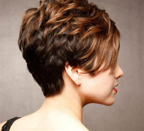 short stacked hairstyles short hairstyle 2013