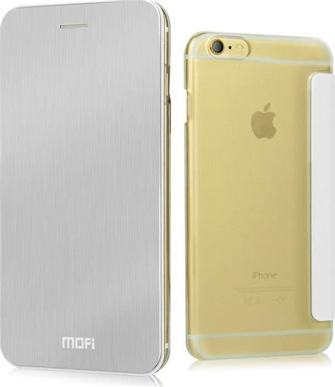 Mofi Original Oem For Iphone 6 by Oem Book Mofi Aluminium Silver Apple Iphone 6