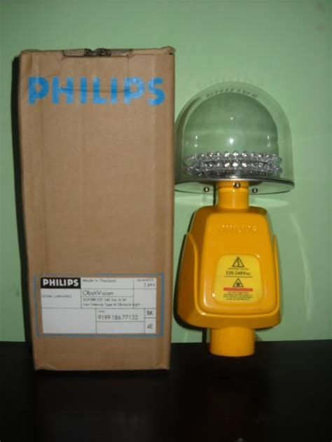 Lu Philips Xgp 500 lu menara blizt strobo warning light traffic light