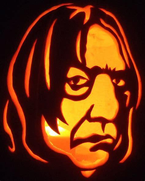 harry potter pumpkin carving templates 40 creative pumpkin carving ideas brit co