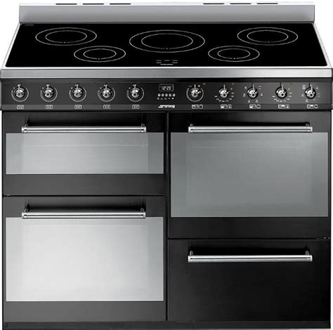 Four Smeg 1979 by Smeg Tr4110s1 Range Cooker By Appliance World
