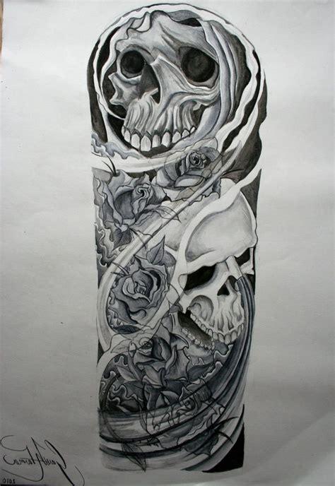 black and white half sleeve tattoo designs 10 unique sleeve tattoos ideas black and white