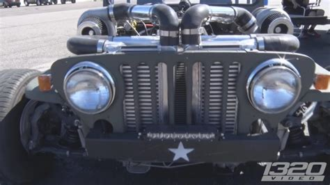 willys jeep lsx twin turbo lsx willys jeep drag racer