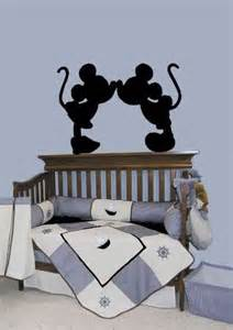 mickey and minnie mouse home decor items similar to mickey mouse minnie mouse decals wall art