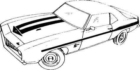 1969 All Makes All Models Parts Sk301 1969 Camaro 69 Camaro Coloring Pages