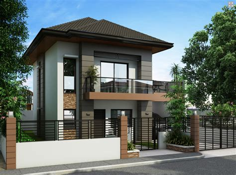 Home Design App 2nd Floor Ordinary Double Storey Houses Design Amazing