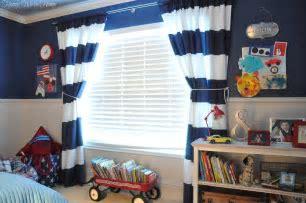 Girls Bedroom: Astonishing Blue Boy Bedroom Design And Decoration Using Blue Stripe Kid Bedroom