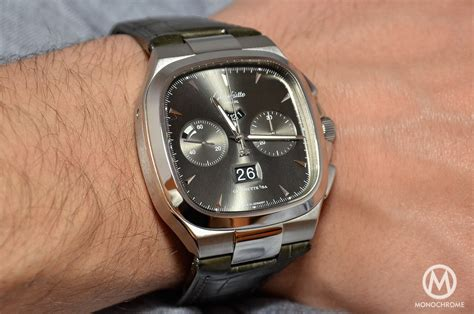 Glashütte Original Seventies Chronograph Panorama Date   Hands on with LIVE photos and Price