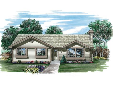 H Shaped House Floor Plans de balivere ranch home plan 062d 0259 house plans and more