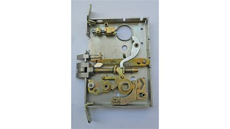 Electrifying A Schlage Mortise Lock With The Sdc Field Electrification Kit Schlage L9080 Template