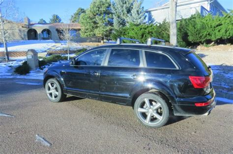 audi q7 supercharged find used 2015 audi q7 supercharged premier plus in