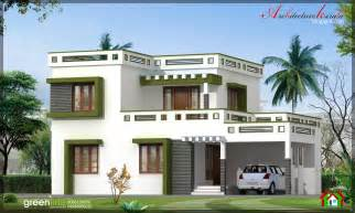 House Models Plans by Architecture Kerala 3 Bhk New Modern Style Kerala Home