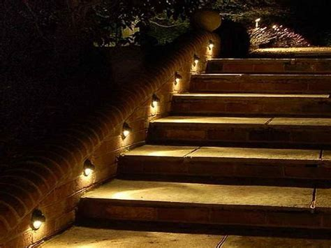 Perfect Deck Stair Lights : Doherty House   Great Ideas