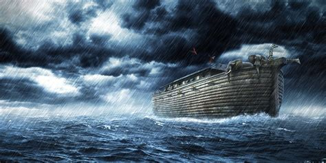 noah s mp says noah s ark is proof that climate change does not