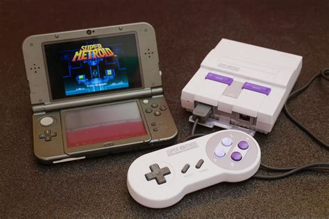 nintendo s best retro console isn t the snes classic it s the 3ds cnet