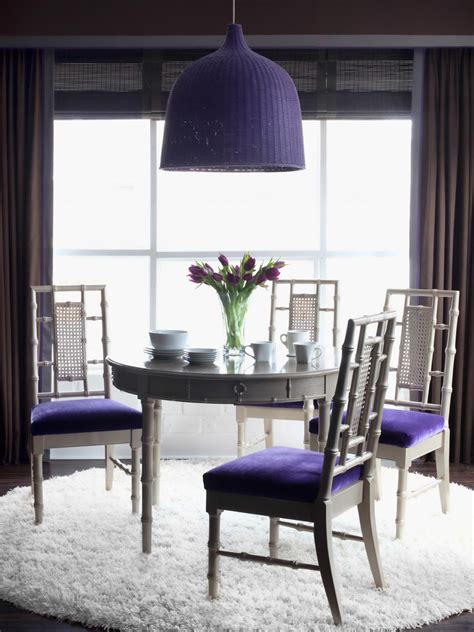 purple dining rooms purple dining room photos hgtv