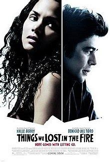 the things we lost 1846276349 things we lost in the fire film wikipedia