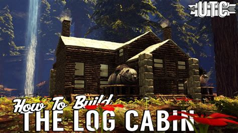 Cabin Designs by The Log Cabin Ark Building Tutorial How To Build A