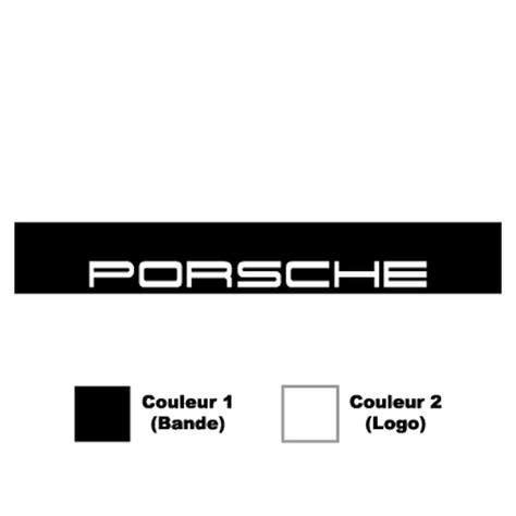 Porsche Sticker Aufkleber by Sticker Bande Sonnenblende Porsche
