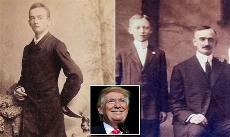 donald trumps grandfather started family empire