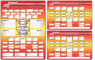 race car setup sheet template 22528 longacre chassis setup sheet chassis setup sheets