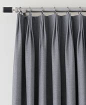 tailored pleat drapery finishing touch jacoby company