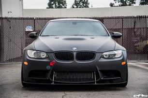 Bmw E36 M3 A Matte Black Beast Of A Bmw M3 By European Auto Source