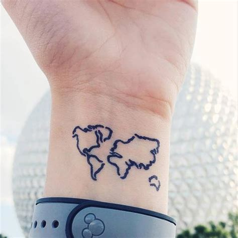 world wrist tattoo 101 best travel designs and ideas