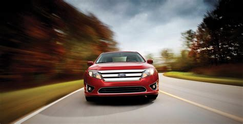 2010 ford fusion mpg 2010 ford fusion 4 cyl beats the class with the best mpg