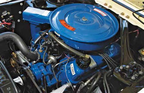 techtips ford small block general data and specifications