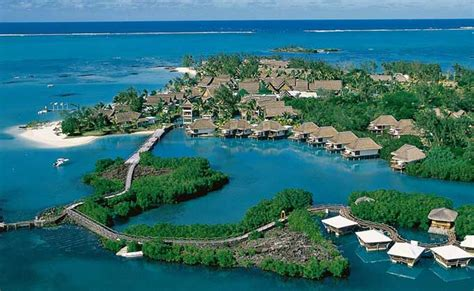 mauritius bungalows constance le prince maurice mauritius overwater bungalows