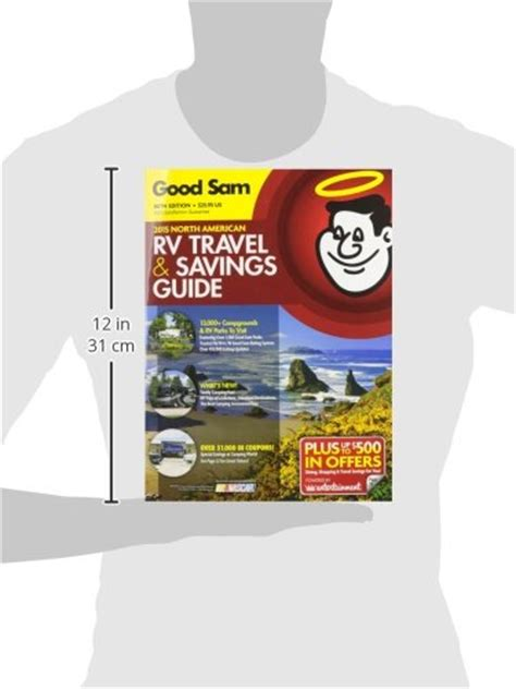 the sam rv travel savings guide sams rv travel guide cground directory books 2015 sam rv travel guide cground directory the