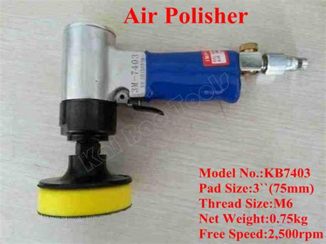 New Pneumatic Air Sander 2 Wax Polishing 15000rpm Angle Automotive To 7403 type 3inch air sander pneumatic finishing polisher buffing machines for car repairing wood